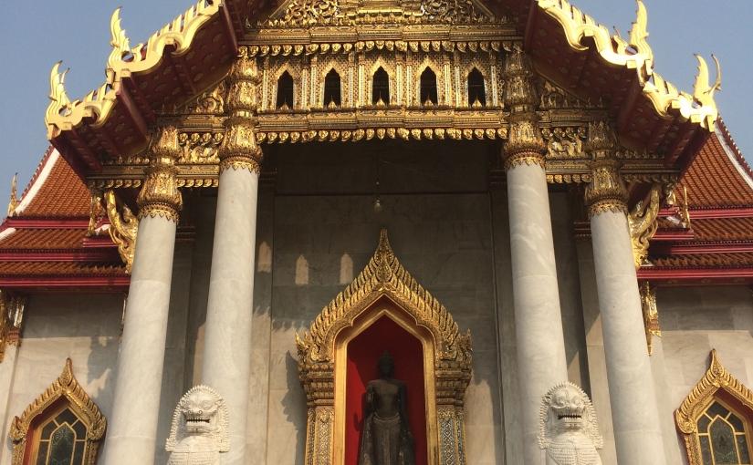 bangkok's exquisite temples