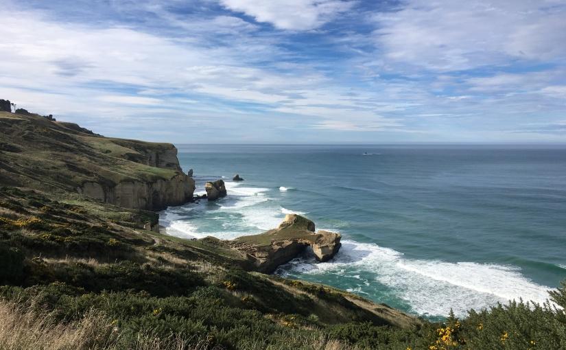 a two week journey in newzealand