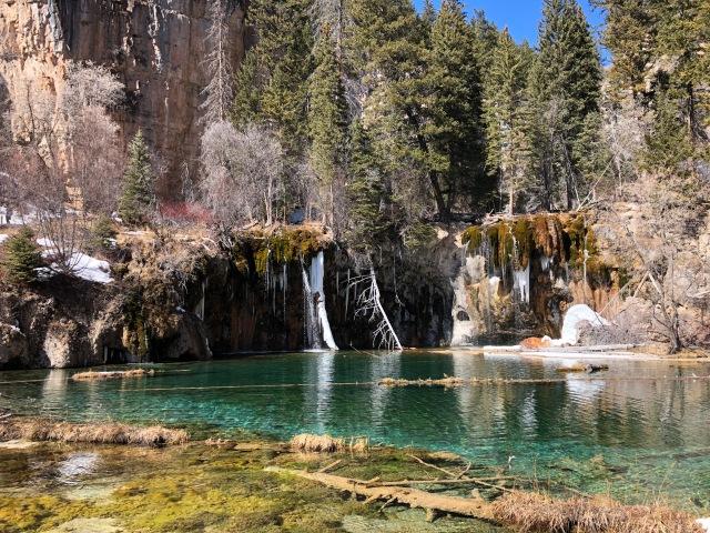 Hanging Lake in Glenwood Springs